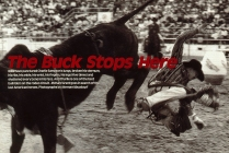 Photo story on rodeo