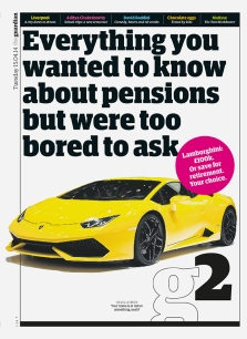 Pensions G2 Lite