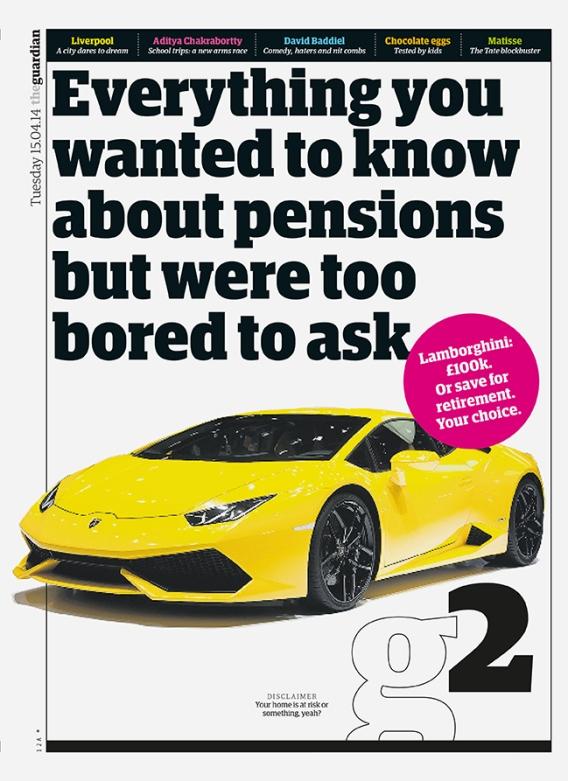 Pensions G2 Lite