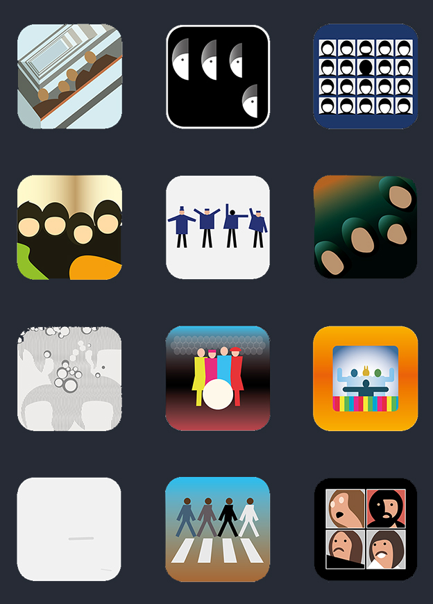 App Beatles 12 Lite
