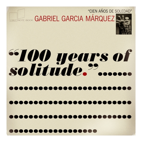 Note Book Records - 100 Years of Solitude
