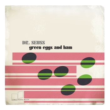 Note Book Records - Green Eggs And Ham