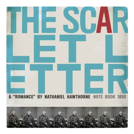 Note Book Records - The Scarlet Letter