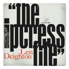 Note Book Records - The Ipcress File